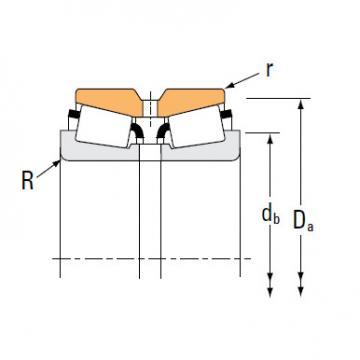 Bearing M272749 M272710CD