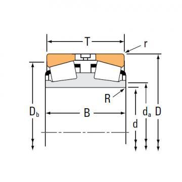 Bearing EE231475D 232025