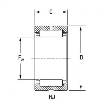 Bearing IR-648040 HJ-8010440