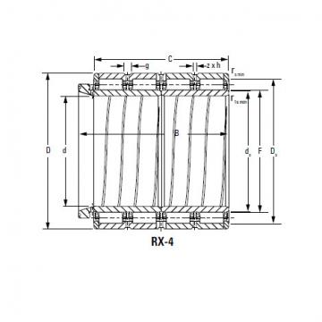Bearing 500ARXS2345A 540RXS2345