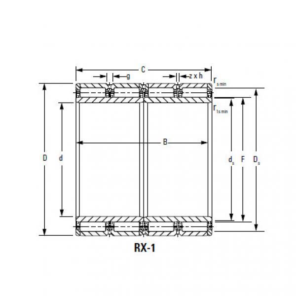 Bearing 800RX3164 RX-1 #3 image